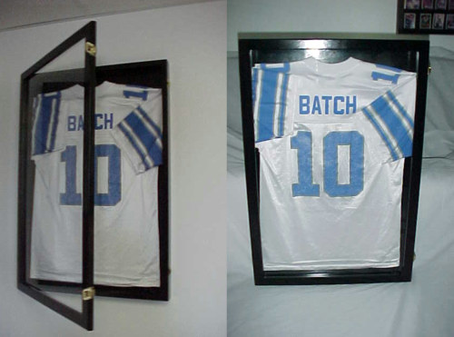 football jersey display case baseball jersey display case sports display