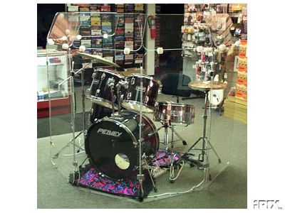 A Good Drum Shield Or Drum Screen Will Help Get A Good Sound
