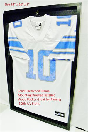 Jersey Display Case | Baseball Jersey Display case| Baseball jersey ...