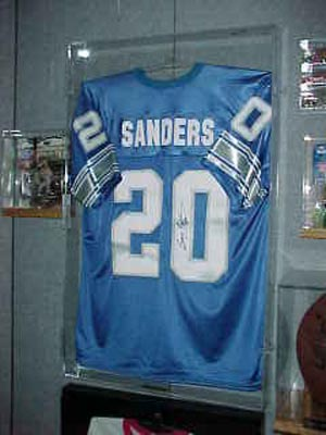 Jersey Display Case Football Jersey Display Case